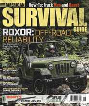 American Survival Guide Magazine Subscription August 1st, 2020 Issue