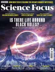 BBC Focus Magazine Subscription August 1st, 2020 Issue