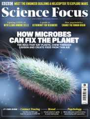 BBC Focus Magazine Subscription June 1st, 2020 Issue