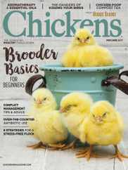 Chickens Magazine Subscription May 1st, 2017 Issue