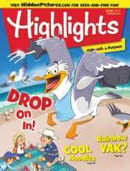 Highlights For Children Magazine Subscription June 1st, 2020 Issue