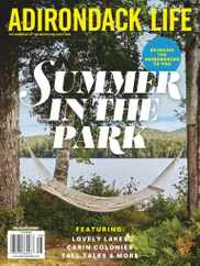 Adirondack Life Magazine Subscription July 1st, 2020 Issue