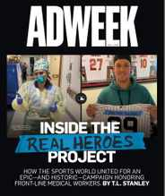 Adweek Magazine Subscription May 4th, 2020 Issue