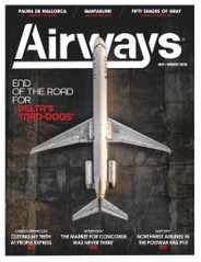 Airways Magazine Subscription July 1st, 2020 Issue
