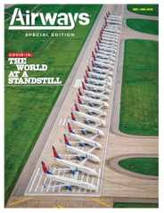 Airways Magazine Subscription May 1st, 2020 Issue