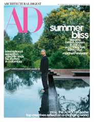 Architectural Digest Magazine Subscription July 1st, 2020 Issue