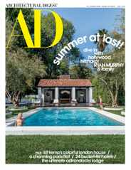 Architectural Digest Magazine Subscription June 1st, 2020 Issue