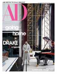 Architectural Digest Magazine Subscription May 1st, 2020 Issue