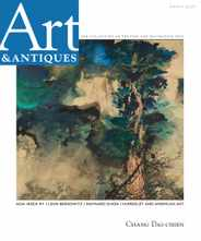 Art & Antiques Magazine Subscription March 1st, 2020 Issue