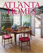 Atlanta Homes & Lifestyles Magazine Subscription May 1st, 2020 Issue