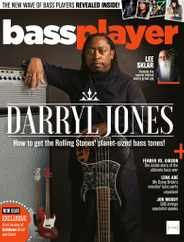 Bass Player Magazine Subscription June 1st, 2020 Issue