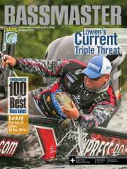 Bassmaster Magazine Subscription July 1st, 2020 Issue
