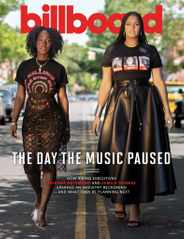 Billboard Magazine Subscription June 13th, 2020 Issue