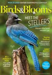 Birds & Blooms Magazine Subscription August 1st, 2020 Issue