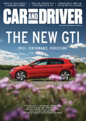 Car and Driver Magazine Subscription August 1st, 2020 Issue
