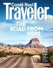 Conde Nast Traveler Magazine Subscription May 1st, 2020 Issue