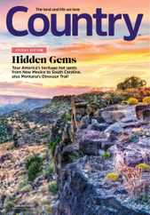 Country Magazine Subscription June 1st, 2020 Issue
