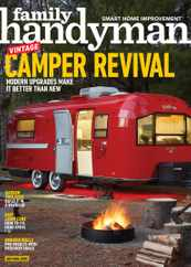 Family Handyman Magazine Subscription July 1st, 2020 Issue