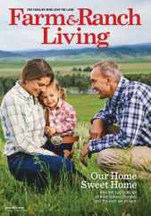 Farm & Ranch Living Magazine Subscription June 1st, 2020 Issue