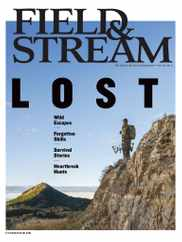 Field & Stream Magazine Subscription April 15th, 2020 Issue
