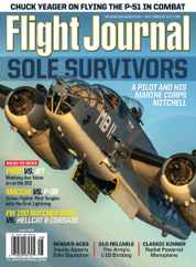 Flight Journal Magazine Subscription August 1st, 2020 Issue