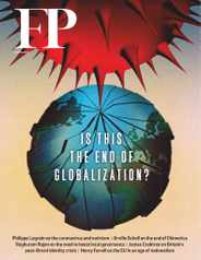 Foreign Policy Magazine Subscription April 14th, 2020 Issue