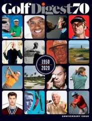 Golf Digest Magazine Subscription July 1st, 2020 Issue