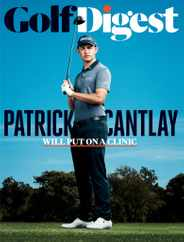 Golf Digest Magazine Subscription June 1st, 2020 Issue