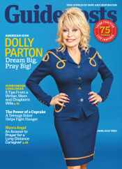 Guideposts Large Print Magazine Subscription June 1st, 2020 Issue