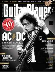 Guitar Player Magazine Subscription August 1st, 2020 Issue
