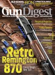 Gun Digest Magazine Subscription July 1st, 2020 Issue