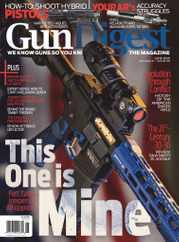 Gun Digest Magazine Subscription June 1st, 2020 Issue