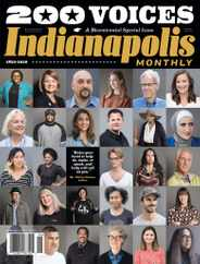 Indianapolis Monthly Magazine Subscription June 1st, 2020 Issue