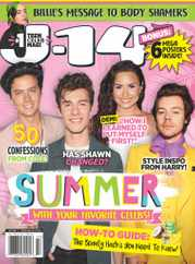 J-14 Magazine Subscription July 1st, 2020 Issue