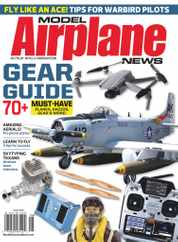Model Airplane News Magazine Subscription August 1st, 2020 Issue