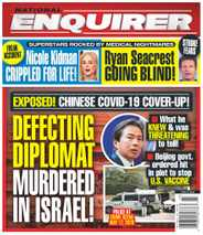 National Enquirer Magazine Subscription June 8th, 2020 Issue