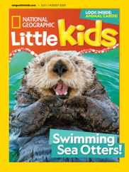National Geographic Little Kids Magazine Subscription July 1st, 2020 Issue
