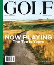 Golf Magazine Subscription June 1st, 2020 Issue