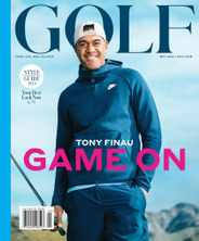 Golf Magazine Subscription May 1st, 2020 Issue