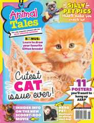 Animal Tales Magazine Subscription June 1st, 2020 Issue