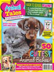Animal Tales Magazine Subscription October 1st, 2020 Issue