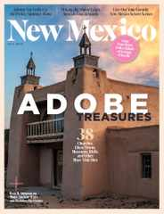 New Mexico Magazine Subscription July 1st, 2020 Issue