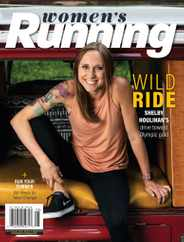 Women's Running Magazine Subscription July 1st, 2020 Issue