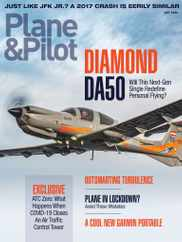 Plane & Pilot Magazine Subscription July 1st, 2020 Issue