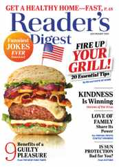 Reader's Digest Magazine Subscription July 1st, 2020 Issue
