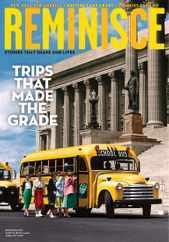 Reminisce Magazine Subscription April 1st, 2020 Issue