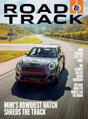 Road & Track Magazine Subscription August 1st, 2020 Issue
