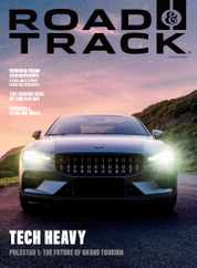 Road & Track Magazine Subscription June 1st, 2020 Issue