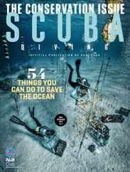 Scuba Diving Magazine Subscription June 1st, 2020 Issue