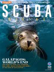 Scuba Diving Magazine Subscription May 1st, 2020 Issue